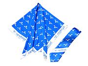 Nyakkendő + kendő szett készítés
