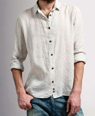 FL08 - laza férfi nyári ing