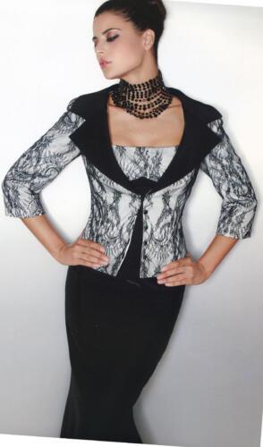 OA10 - Csipke betétes kosztüm