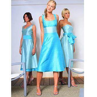 KL07 - koszorúslány ruhák felnőtteknek