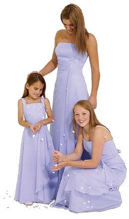 KL17 - nyoszolyólány ruhák
