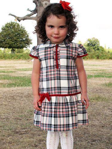 NGY14 - nyári ruha kislányoknak