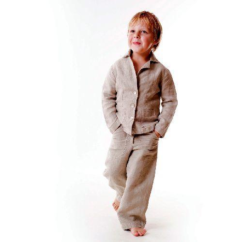 NGY07 - nyári gyerek öltöny