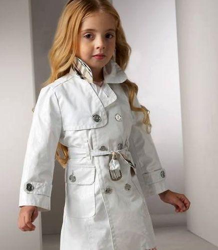 NGY15 - tavaszi lány kabát