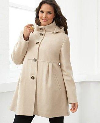 NT04 - Téli kabát extra méretben