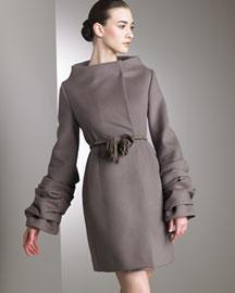NT05 - Gyapjúszövet kabát
