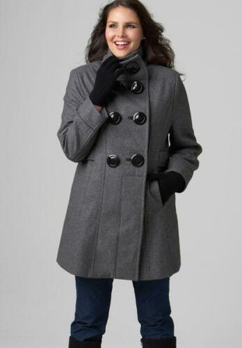 NT07 - Dupla soros gombolású kabát