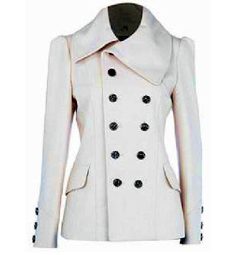 NNB07 - rövid tavaszi kabát