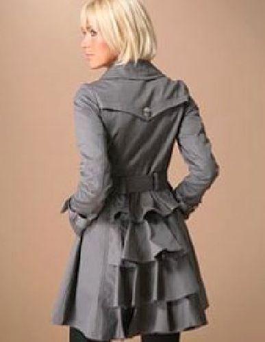 NNB09 - fiatalos tavaszi kabát