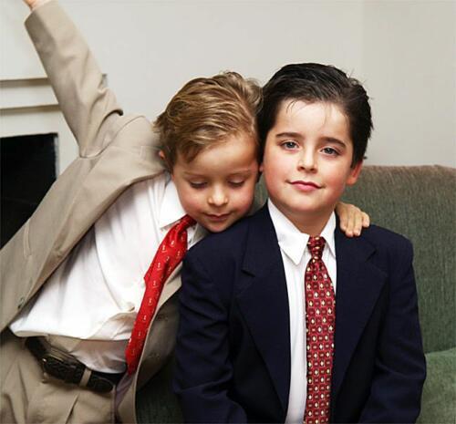 GY03 - Gyermek öltöny méretre