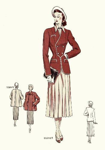 NNK06 - paszpólos kosztüm