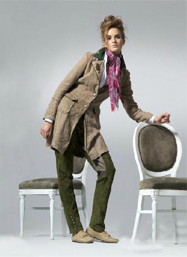 NL15 - Női tavaszi kabát