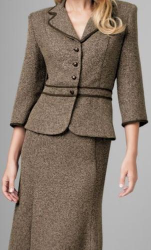 NK05 - Kétrészes női kosztüm