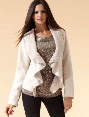 NB03 - Női gyapjú kabátka