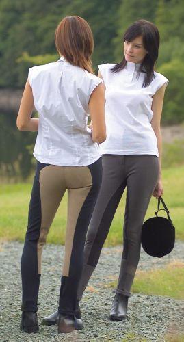 L07 - elasztikus női lovas nadrág
